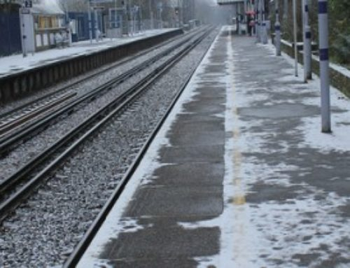 Easter disruption on trains