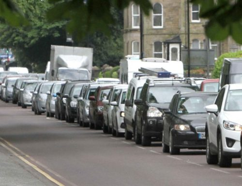 Two Traffic trials that may affect Westcombe Park