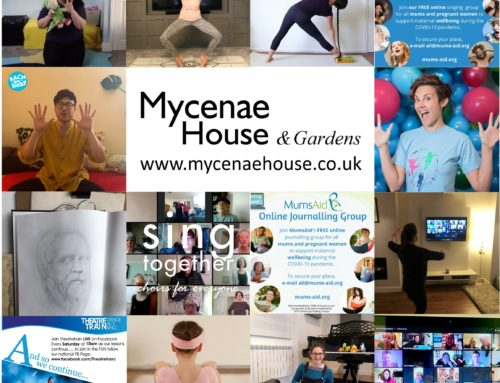Mycenae House classes now online