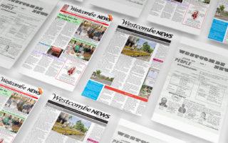 Westcombe News