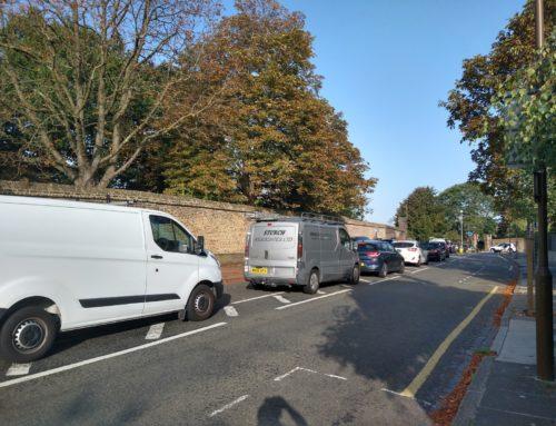 Proposed Low Traffic Neighbourhood for Westcombe Park – Update 22 Feb 2021